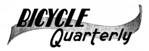 Bicycle Quarterly