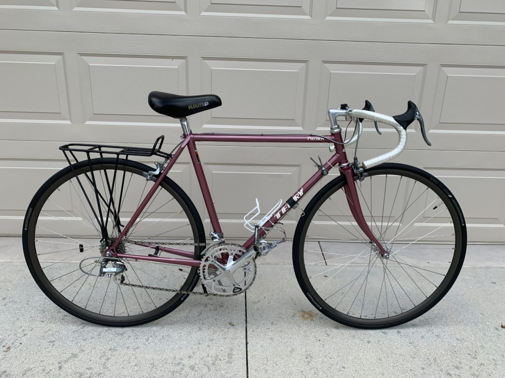 Terry Precision 205SL Road Bicycle